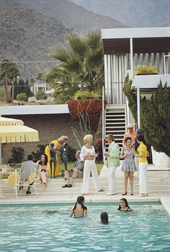 Desert House Party (Slim Aarons Estate Edition)