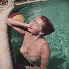 Esther Williams - Slim Aarons, 20th century, Swimming, Hollywood, Champion, Pool
