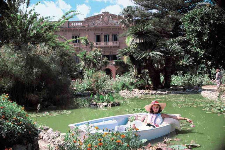 Fabrizia Lanza di Mazzarino (Slim Aarons Estate Edition) - Photograph by Slim Aarons
