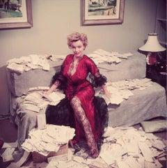 Fan Mail - Slim Aarons, 20th Century, Portrait photography, Fame, Marilyn Monroe