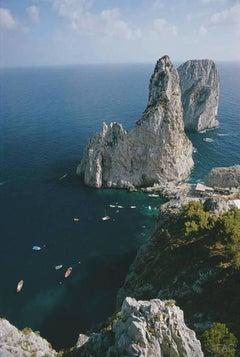 Faraglioni Rocks, Capri (Slim Aarons Estate Edition)