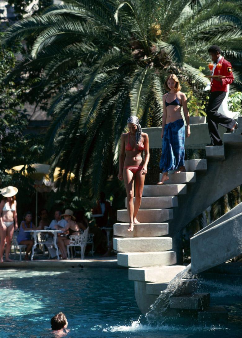 'Habitation Leclerc' 1975 Slim Aarons Limited Estate Edition