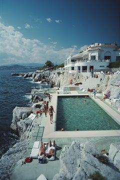 Hotel du Cap Eden Roc - Slim Aarons, 20th Century, France, Riviera, Holiday