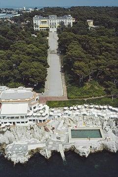 View of Hotel du Cap, Eden Roc - Slim Aarons, 20th century, Planes, Photograph