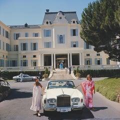 'Hotel du Cap Eden-Roc' Slim Aarons Limited Edition Estate Stamped Print