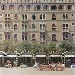 'Hotel Excelsior' 1957 Slim Aarons Limited Estate Edition