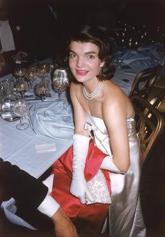 Jackie K, Estate Edition Photograph [Classic Pearls Jacqueline Kennedy]