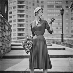 Jean Patchett for Saks Fifth Avenue - Slim Aarons, Twentieth Century Photography