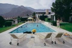 'Kaufmann Desert House' 1970 Slim Aarons Limited Estate Edition
