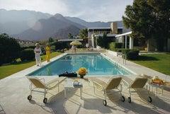 'Kaufmann Desert House'  Slim Aarons Estate Edition