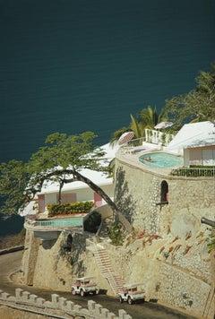 'La Concha Beach Club' 1972 Slim Aarons Limited Estate Edition