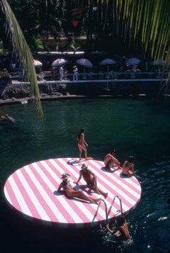 'La Concha Beach Club' 1975 Slim Aarons Limited Estate Edition