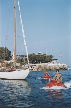 'Monte Carlo' 1956 Slim Aarons Limited Estate Edition