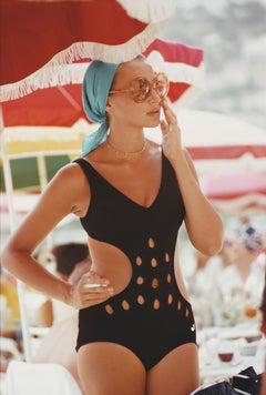 'Monte Carlo Swimwear' 1970 Slim Aarons Limited Estate Edition