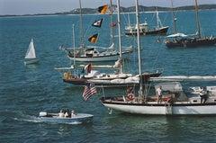 Out Islands - Slim Aarons, 20th Century, Seaside, Luxury yachts, Island living