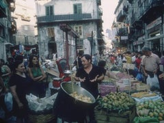 Palermo Market - Slim Aarons, 20th century, Italy photography, Nature, Fruit