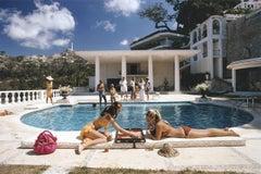 Poolside Backgammon (Aarons Estate Edition)