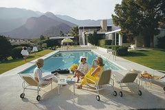 Poolside Gaze, (Slim Aarons Estate Edition)