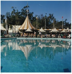 Poolside Reflections 1957 - Slim Aarons Estate Edition
