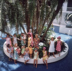 Pulitzer Fashions - Slim Aarons, 20th century, Fashion photography, Style, Flora