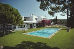 Roca Llisa - Slim Aarons, 20th century, Travel photography, Sea, Ocean, Glamour