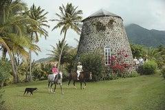 Saint Kitts and Nevis - Slim Aarons, 20th century, Photography, Caribbean, Sun