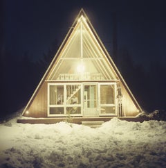Skaal House, Estate Edition (Snowscape in Vintage Stowe, Vermont)