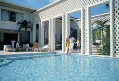 Slim Aarons, Acapulco Pool