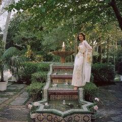 Slim Aarons - Alice Wesselhoeft Saltonstall - Estate Stamped