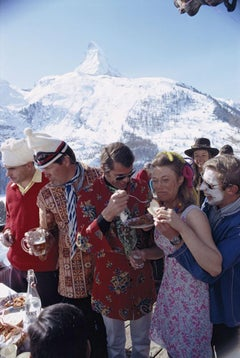 Slim Aarons, Apres Ski (Estate Edition)