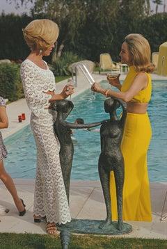 Slim Aarons  'At The Kaufmann Desert House,' (Slim Aarons Estate Edition)