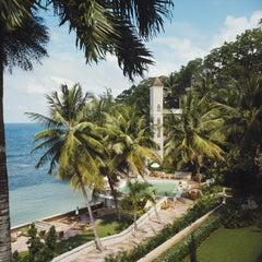 Slim Aarons, Bahamanian Hotel (Slim Aarons Estate Edition)