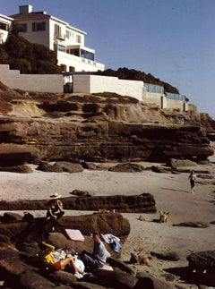 Slim Aarons, Beach Picnic (Estate Edition)