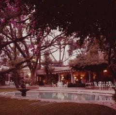 Slim Aarons - Bermuda Style - Estate Stamped