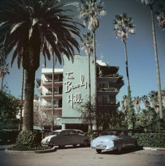 Slim Aarons - Beverly Hills Hotel - Estate Stamped