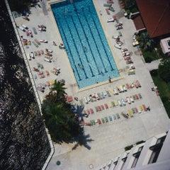 Slim Aarons - Boca Raton - Estate Stamped