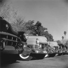 Slim Aarons - Cadillac Cars - Estate Stamped