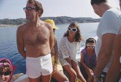 Slim Aarons, Celebrity Cruise