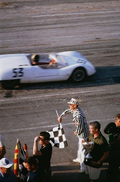 Slim Aarons Checkered Flag (Slim Aarons Estate Edition)