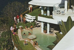 Slim Aarons, Clifftop Pool, Barranca (Slim Aarons Estate Edition)