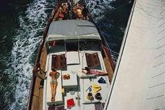 Slim Aarons 'Deck Dwellers' (Slim Aarons Estate Edition)