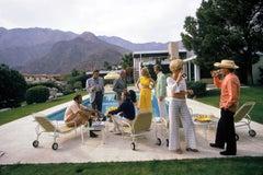 Slim Aarons, Desert House Party