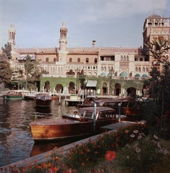 Slim Aarons Estate Edition - Boats Before The Excelsior