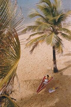 Slim Aarons Estate Edition - Caribe Hilton Beach