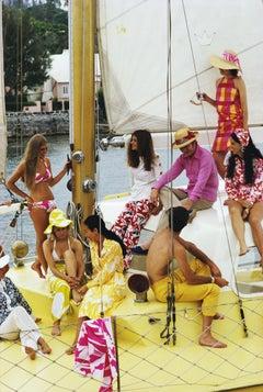 Slim Aarons Estate Edition - Colourful Crew
