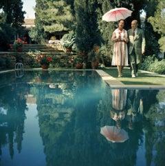 Slim Aarons - Estate Edition - Greek Garden