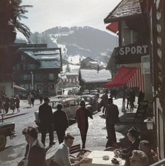 Slim Aarons Estate Edition - GSTAAD TOWN CENTRE
