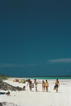 Slim Aarons Estate Edition - Harbour Isle Beach