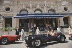 Slim Aarons Estate Edition - Hotel De Paris In Monaco