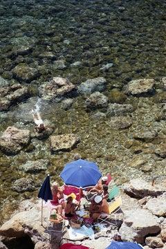 Slim Aarons Estate Edition - Pellicano Beach